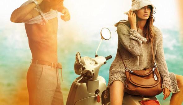 Изображение 7. Рекламные кампании: Chloe, Jean Paul Gaultier, Michael Kors и Versace.. Изображение № 9.