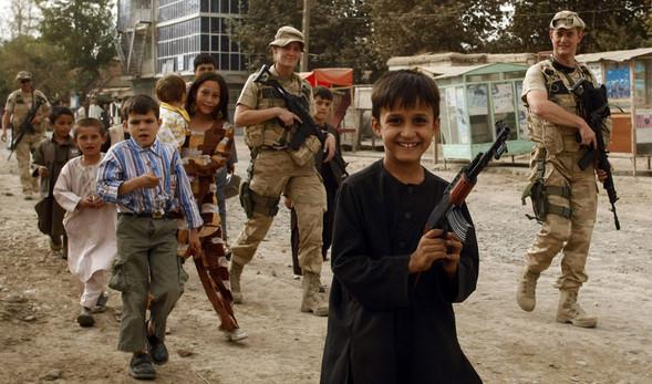 Афганистан. Военная фотография. Изображение № 320.