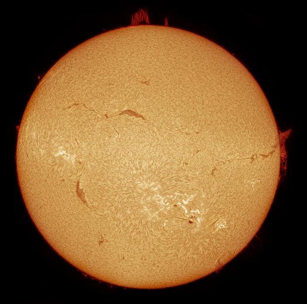 Солнце (категория «Солнечная система») / Автор: Peter Ward. Изображение № 4.