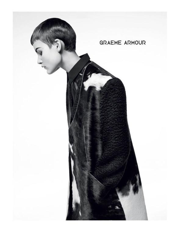 Превью кампании: Graeme Armour Осень / Зима 2011 - 2012. Изображение № 1.