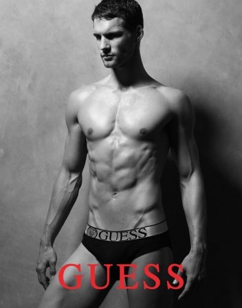 Кампания: Guess Underwear FW2011. Изображение № 5.