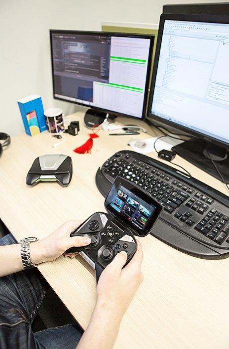 Где работают создатели процессоров Nvidia. Изображение № 12.