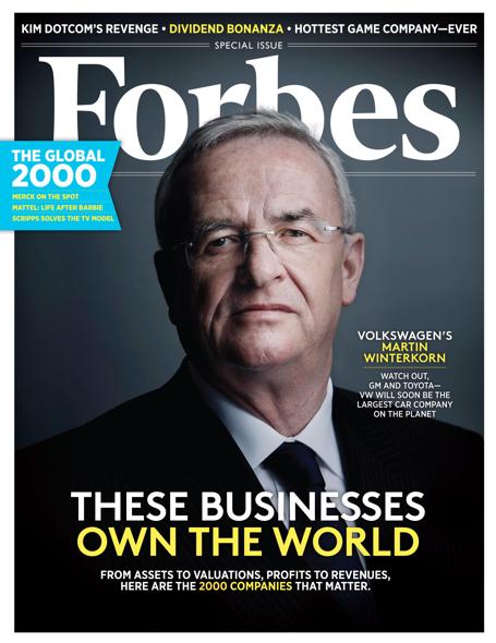 Новый номер Forbes оборудован точкой доступа Wi-Fi. Изображение № 1.