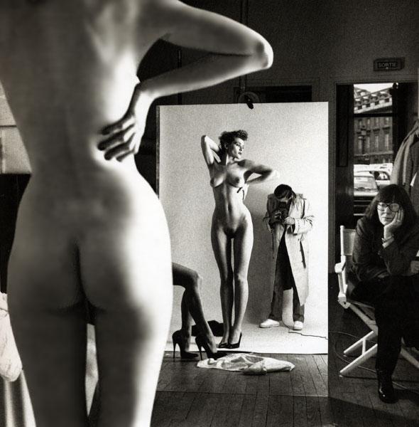Helmut Newton-гурман женской плоти. Изображение № 33.