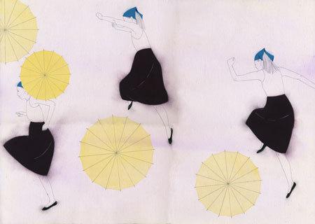 Naomi Kobayashi illustrations. Изображение № 9.