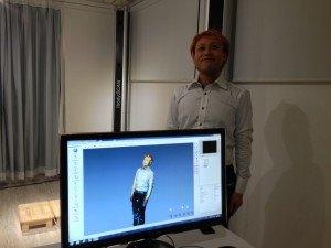 В Японии делают 3D-копии людей из мармелада. Изображение № 3.