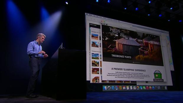 Apple представила новую версию OSX. Изображение № 9.