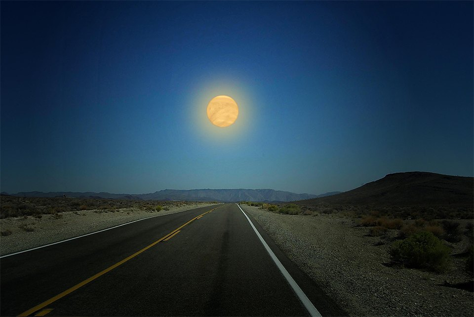 Что будет, если заменить Луну планетами Солнечной системы. Изображение № 3.