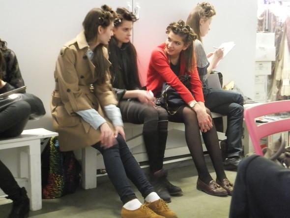 Дневник модели: Показы Lublu Kira Plastinina и a'la Russe. Изображение № 24.