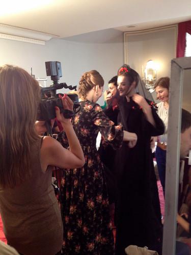 Дневник модели: Показы недели моды Haute Couture. Изображение № 82.