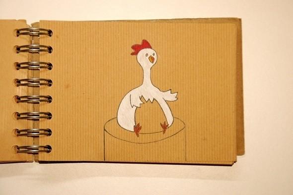 Изображение 60. Блокнот португальского дизайнера Gustavo Costa.. Изображение № 60.