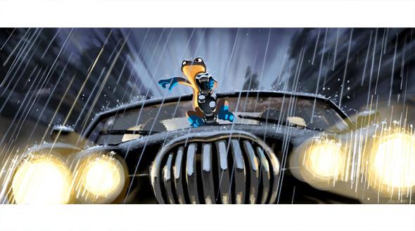 Pixar выпустили арт к отмененному мультфильму. Изображение № 20.