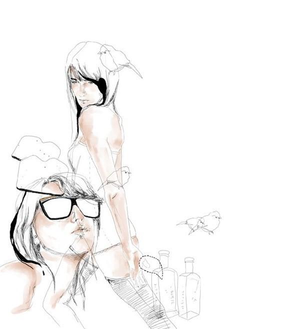 Иллюстрации Charmaine Olivia. Изображение № 13.