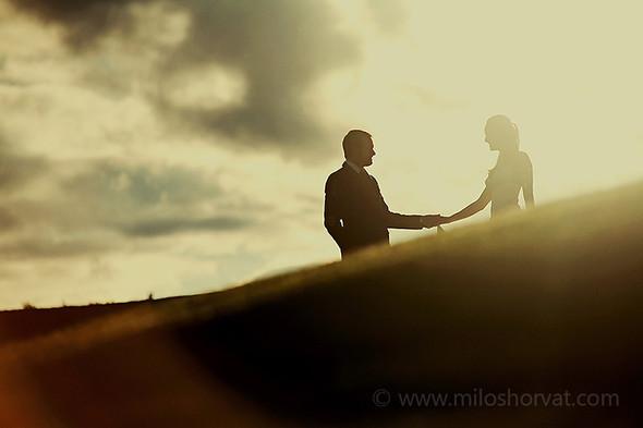 Милош Хорват: свадебная фотография вне времени. Изображение № 4.