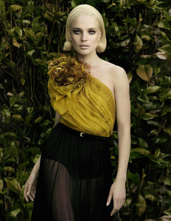 Съёмка: Наталья Водянова для Vogue. Изображение № 3.