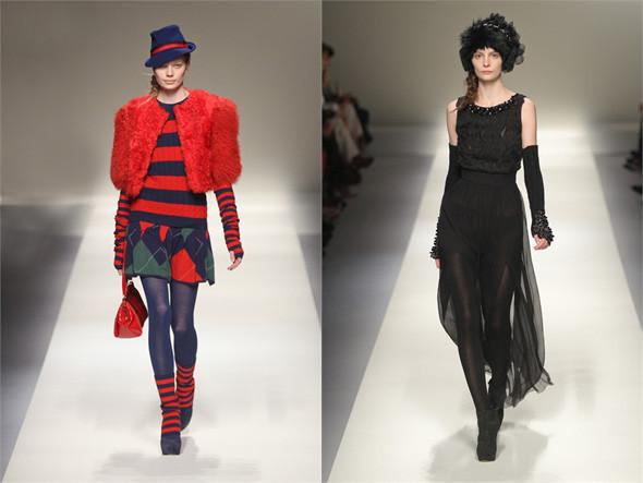 Показы Milan Fashion Week FW 2012: День 2. Изображение № 1.