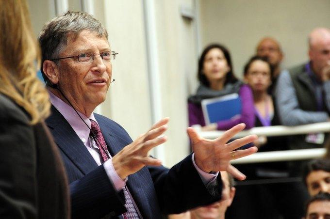 Билл Гейтс покинул свой пост в Microsoft. Изображение № 1.