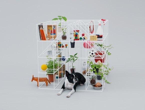 В Калифорнии открылась выставка «Архитектура для собак». Изображение № 5.