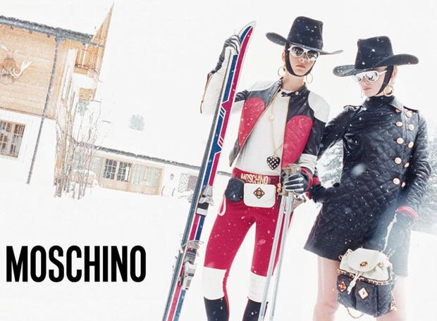 Вышли новые кампании Gucci, Eleven Paris, Forever 21, Moschino и Tomboy. Изображение № 49.