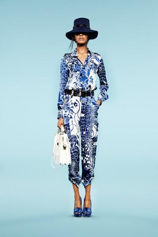 Коллекции Resort 2013: Celine, Givenchy, Valentino и другие. Изображение № 20.