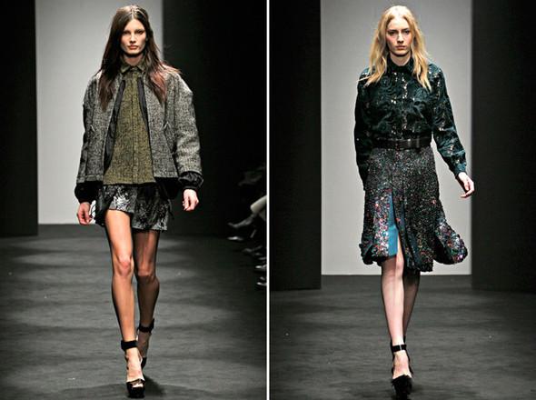 Показы Milan Fashion Week FW 2012: День 1. Изображение № 8.