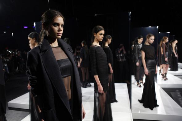 Изображение 15. Кира Пластинина показала новую коллекцию на неделе моды в Нью-Йорке.. Изображение № 15.