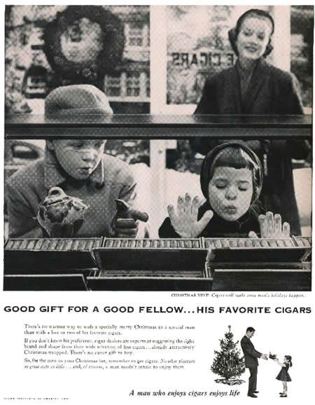 Винтажная реклама табака. Изображение № 24.