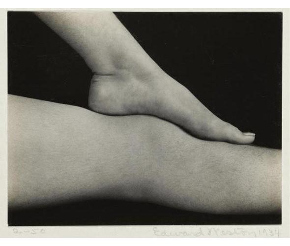 Части тела: Обнаженные женщины на винтажных фотографиях. Изображение №44.