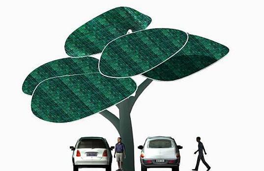 Урбанистические леса насолнечных батареях. Изображение № 5.