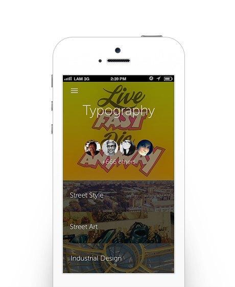 Как приложение Fleck помогает вдохновиться дизайном со всего мира. Изображение № 4.