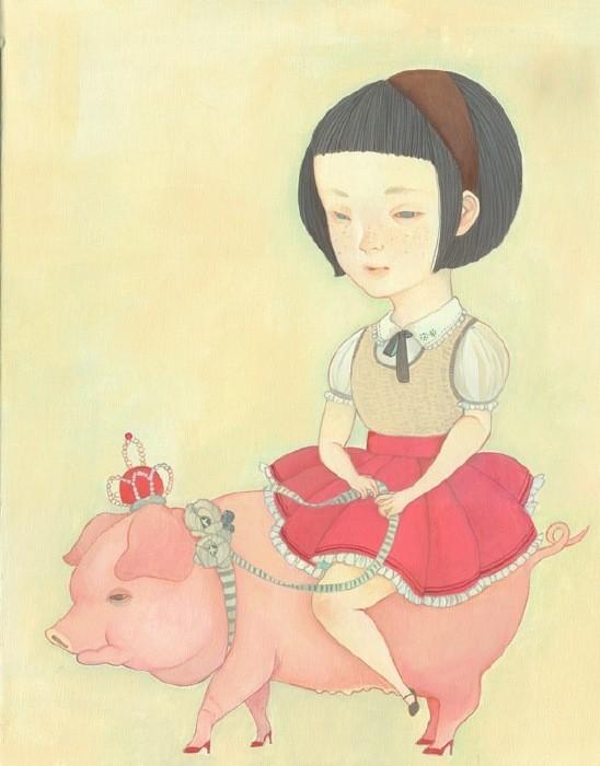 Как болеет за детей Хикари Шимода. Изображение № 4.