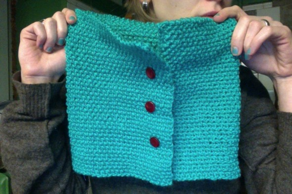 Fall in knitting. Изображение № 4.