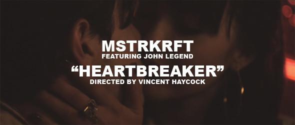 MSTRKRFT – Heartbreaker (feat. John Legend). Изображение № 1.