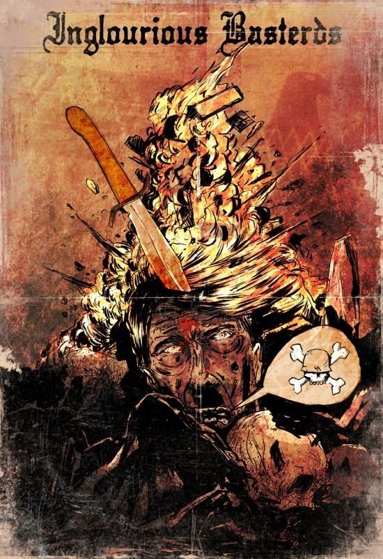 Изображение 9. Постеры: Квентин Тарантино против братьев Коэнов.. Изображение № 9.