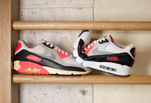 Nike Air Max 90 - 20 лет. Изображение № 2.