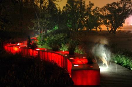 RedRibbon великая китайская скамья. Изображение № 3.