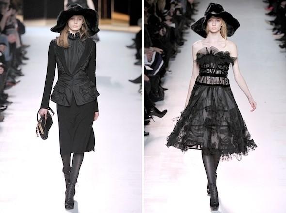 Изображение 7. Показы на Paris Fashion Week FW 2011: день 3.. Изображение № 14.