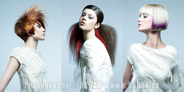 Hairdressing Awards, The Winners of the 2008. Изображение № 20.