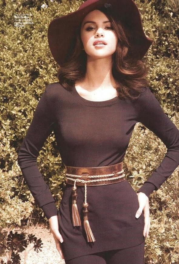 Съемка: Селена Гомес для Elle Mexico. Изображение № 5.