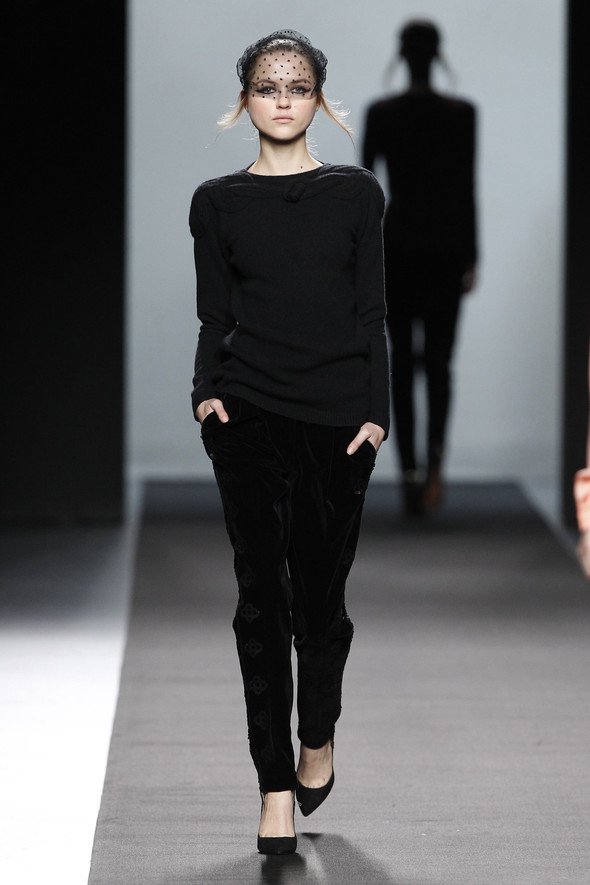Madrid Fashion Week A/W 2012: Miguel Palacio. Изображение № 21.