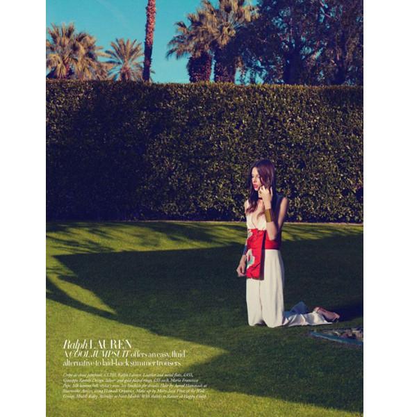 Изображение 13. Съемки: Harper's Bazaar, Metal, V и Vogue.. Изображение № 13.