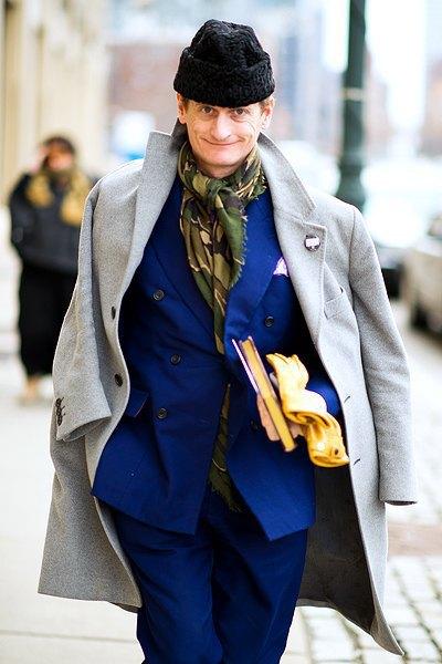 Хэмиш Боулз, денди и редактор Vogue. Изображение № 8.