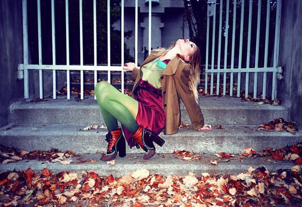 Изображение 3. KRON by KronKron: исландская обувь.. Изображение № 3.