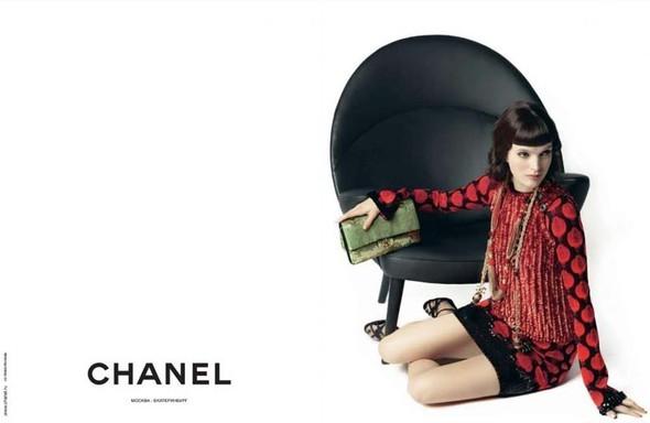 Рекламная кампания Chanel Pre–Fall. Изображение № 4.