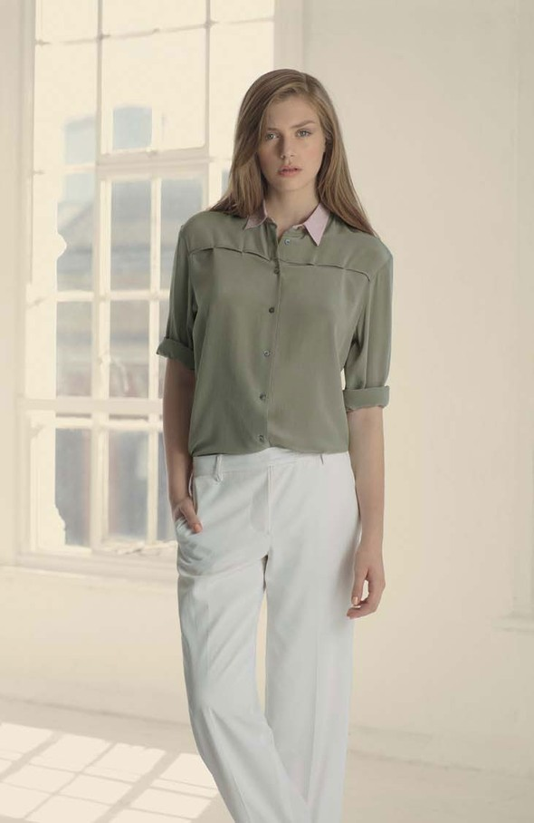 Лукбук: Paul Smith Black Label SS 2012. Изображение № 5.