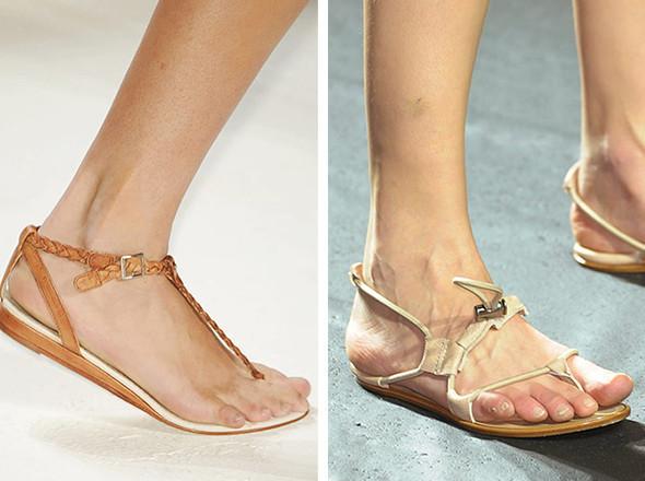 Walking in my shoes: 10 тенденций обуви весны-лета 2011. Изображение № 58.