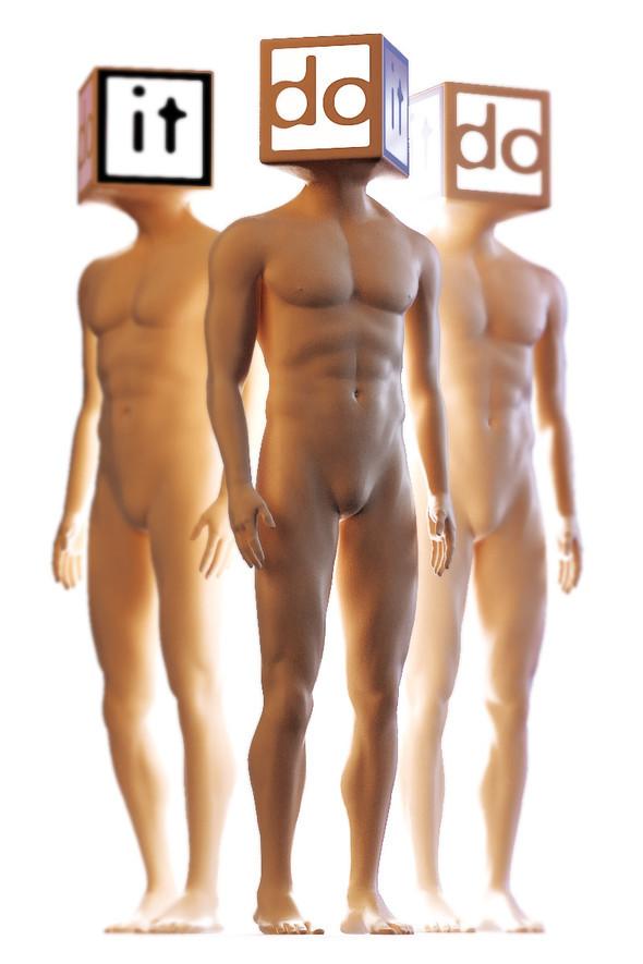 DOROOM 3D модели реальных вещей. Изображение № 1.
