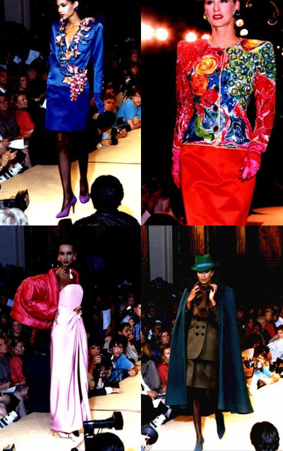 Архив: коллекции Yves Saint Laurent 1962-1999. Изображение № 26.