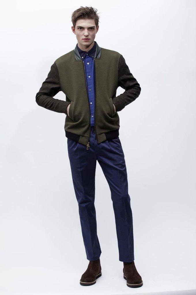 Вышли новые лукбуки Burberry, Fred Perry и Louis Vuitton. Изображение № 68.