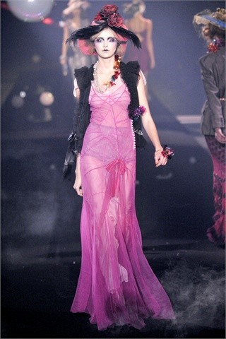 John Galliano Spring-Summer 2010. Изображение № 25.